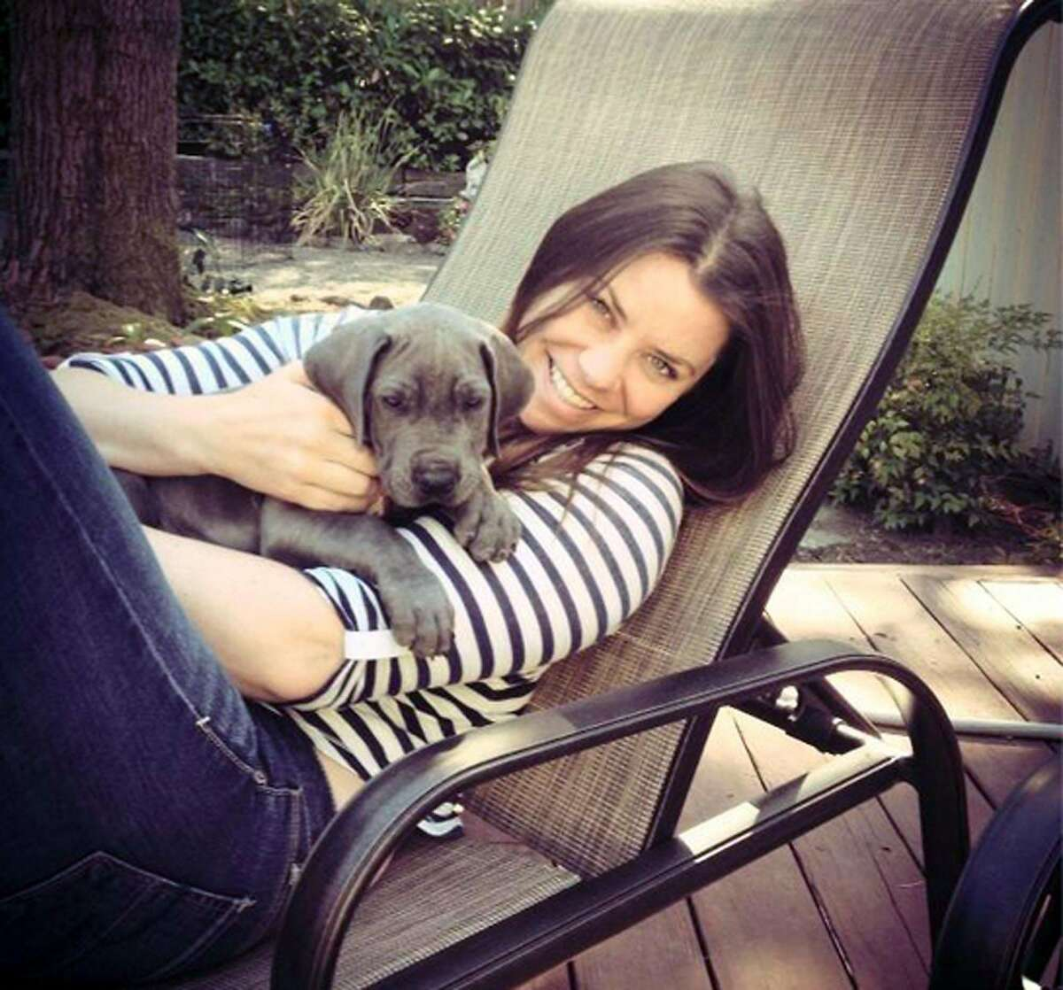 This undated file photo provided by the Maynard family shows Brittany Maynard, a terminally ill woman who decided to end her life early under an Oregon law. She died Nov. 1, 2014. The Catholic Church has called Maynard's decision to die