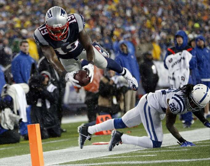 New England's Brandon LaFell, a Lamar graduate, to score three or more TDs:  +15000
