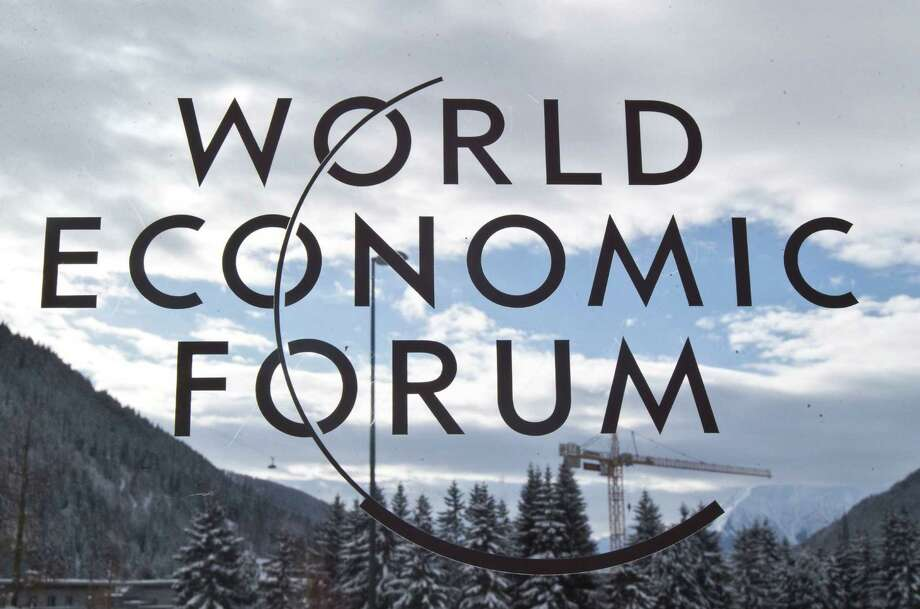 "The world's financial and political elite are heading to the Swiss Alps for 2015's gathering of the World Economic Forum at the Swiss ski resort of Davos.  The meeting runs Jan. 21-24, 2015, under the overarching theme ""The New Global Context."" Photo: Michel Euler, STF / AP"