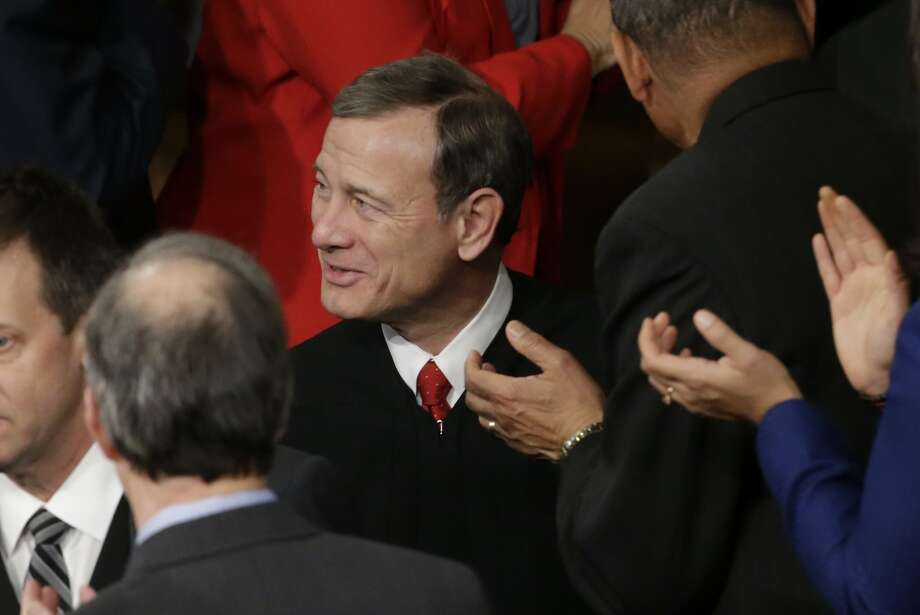 Chief Justice John Roberts wrote the majority opinion upholding the ACA. Photo: Pablo Martinez Monsivais, Associated Press