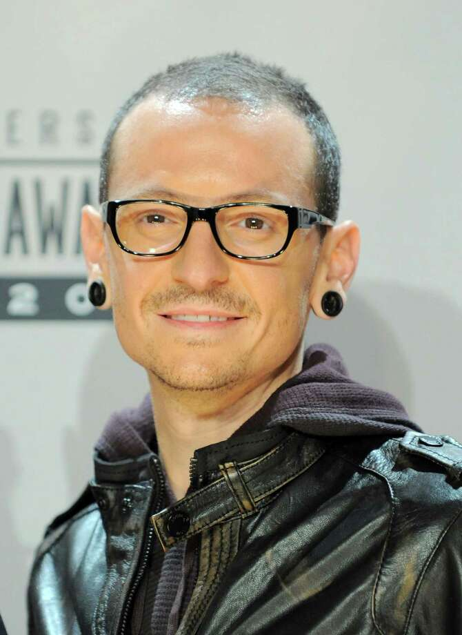 Chester Bennington, of musical group Linkin Park and winner of the award for alternative rock favorite artist, was found dead Thursday, according to TMZ. Click the gallery to other notable deaths of 2017. Photo: Jordan Strauss / Invision
