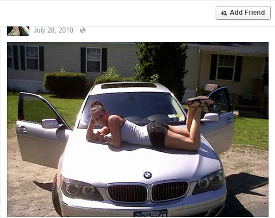 """This image obtained by The Associated Press shows part of a Facebook page for """"Sondra Prince."""" The Justice Department said Tuesday, Oct. 7, 2014 it is reviewing a woman's complaint that a Drug Enforcement Administration agent set up a fake Facebook account using her identity. Sondra Arquiett, who was arrested on drug charges 2010 for her role in a suspected drug distribution network, is suing the agency in federal court in the Northern District, in upstate New York. (AP Photo) ORG XMIT: NY122 / AP"""