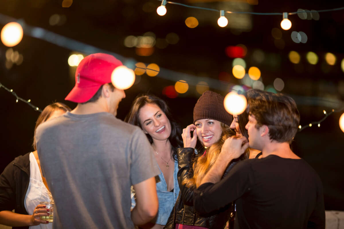 10. Los Angeles Los Angeles is No. 1 for gross number of happy hours in the city.