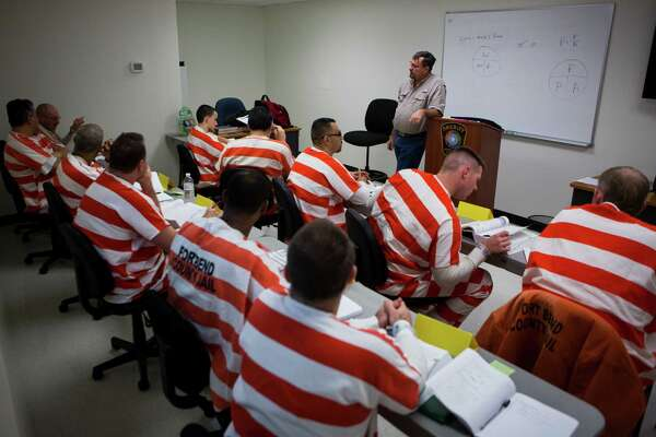 Inmates eager to get training at Fort Bend jail - HoustonChronicle com