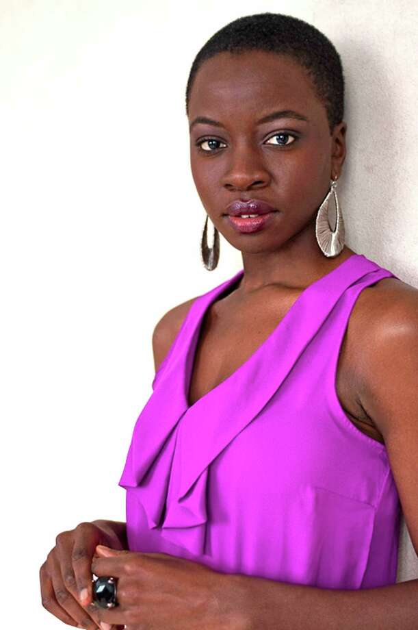 """Yale Repertory Theatre is presenting the world premiere of âÄúFamiliarâÄù by Danai Gurira, starting Jan. 30. Gurira is a writer-actress whose performing credits include the AMC series """"The Walking Dead."""" Photo: Contributed Photo / Connecticut Post Contributed"""
