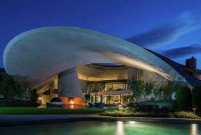 Bob Hope's 'flying saucer' Palm Springs house.
