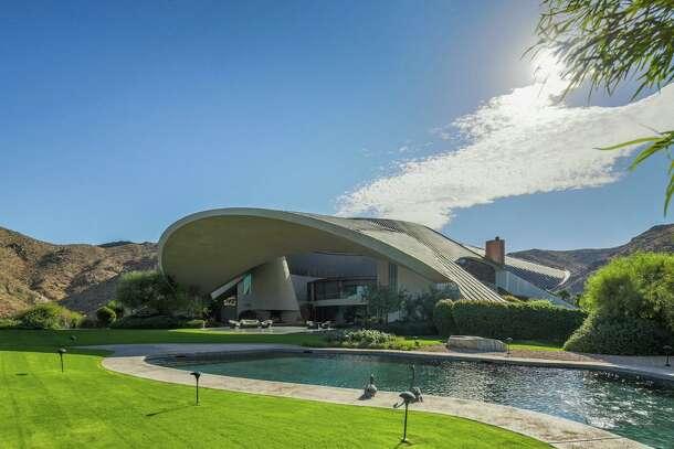 Bob Hope's 'flying saucer' Palm Springs house.