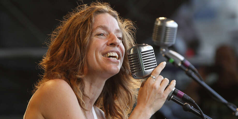 "Songwriter, vocalist and guitarist Ani DiFranco has captivated listeners since her early years of raw ""folk punk"" to her later jazz/funk grooves. Come and listen as she makes a stop in the Capital Region. When: Friday, 8:00 p.m. Where: The Egg. Learn more. Photo: Gerald Herbert / AP"