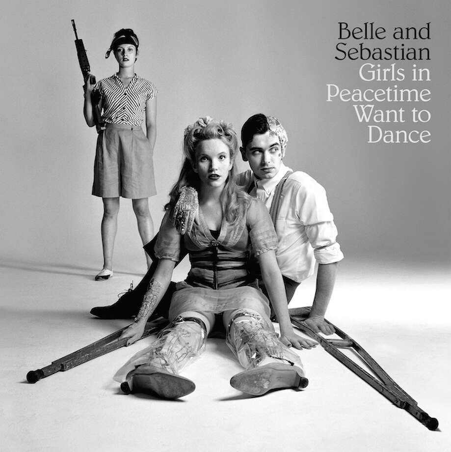 "Belle and Sebastian — ""Girls in Peacetime Want to Dance"""