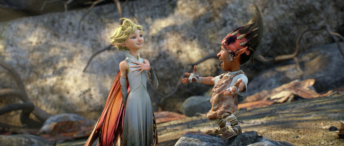 Dawn (voiced by Meredith Anne Bull) is a fairy who is best friends with elf Sunny (Elijah Kelley).