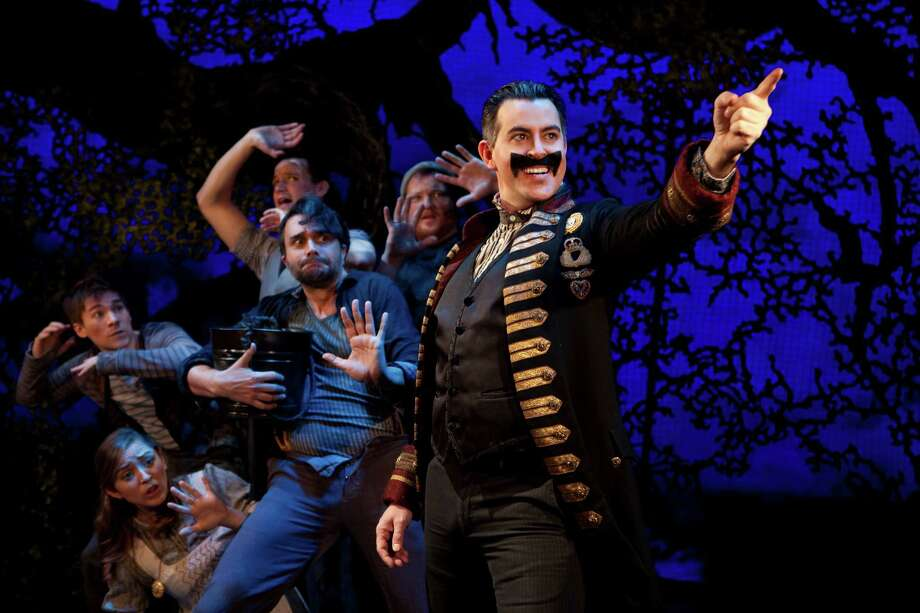 """A new touring production of the Tony-winning """"Peter and the Starcatcher"""" is being launched at New Haven's Shubert Theatre on Jan. 29. Photo: Contributed Photo / Connecticut Post Contributed"""