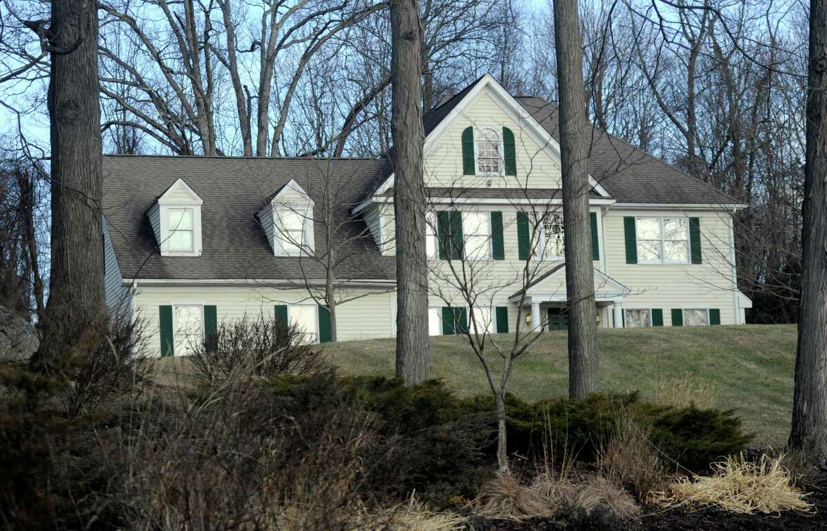 36 Yoganada St. in the Sandy Hook section of Newtown, Conn., is the home of Sandy Hook School shooter, Adam Lanza, and his mother, Nancy. Wed., January 21, 2015.