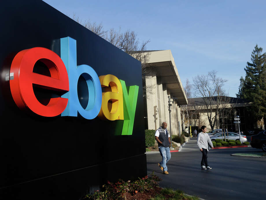 Activist investors in eBay want the company to disclose the difference in employee salary by gender. Photo: Marcio Jose Sanchez / Associated Press / AP
