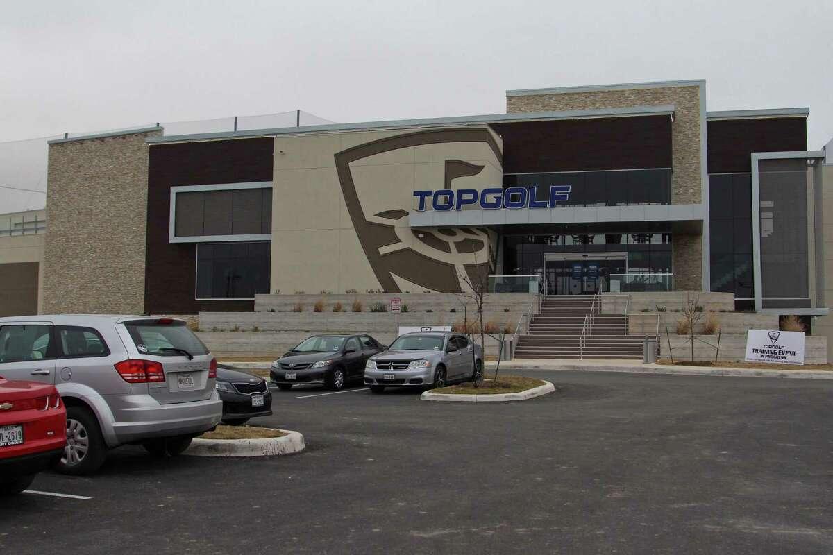 First look: Topgolf San Antonio preps for Jan. 30 grand ...