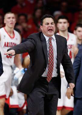 Sean Miller is in his sixth season as Arizona's coach, hired after two seasons of interim coaches at the end of Lute Olson's run.