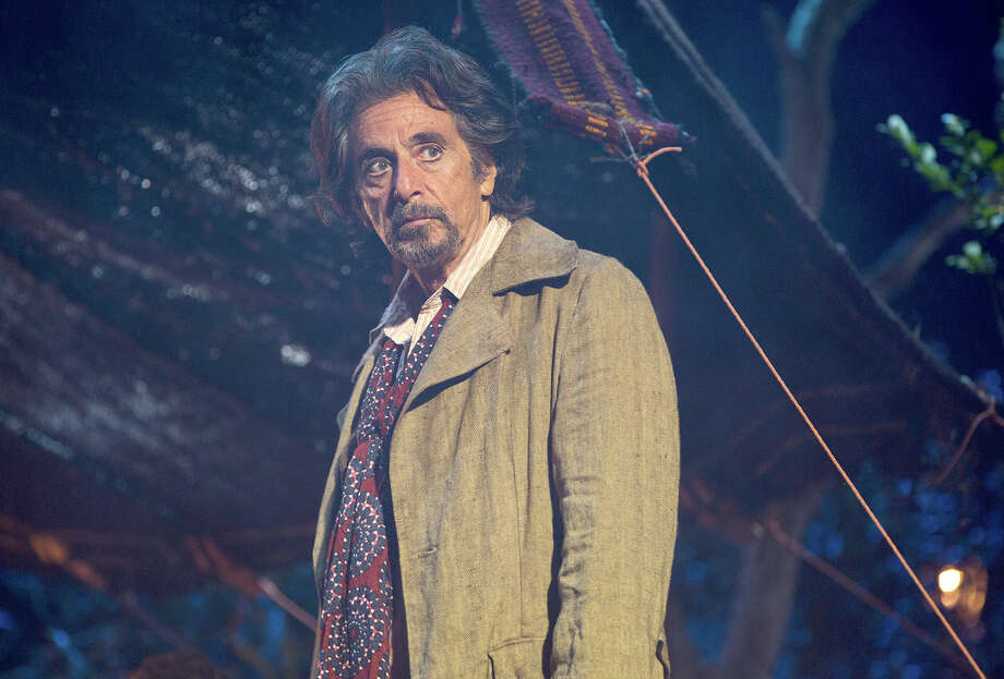 'The Humbling' movie review: Al Pacino lets it rip