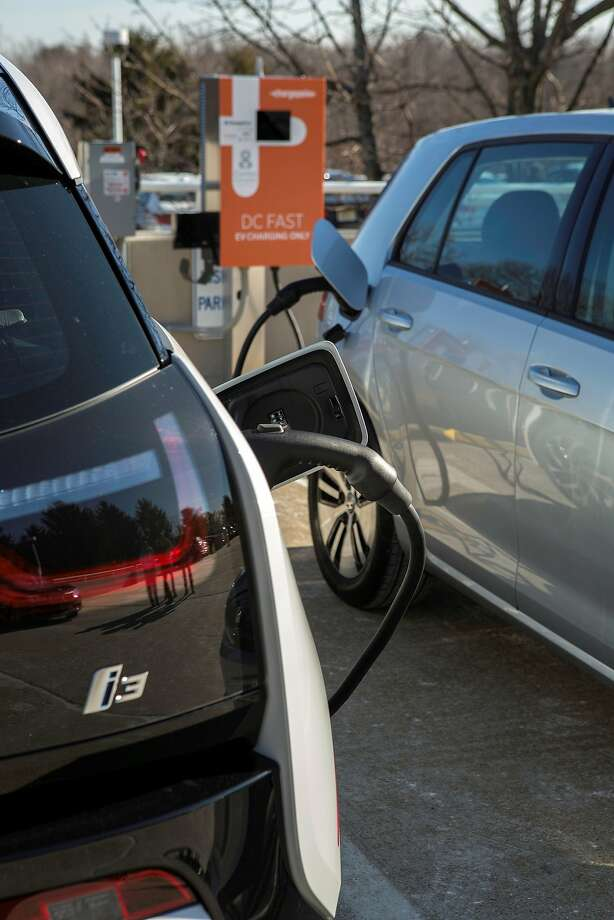 High Speed Electric Car Chargers To Link San Diego Sf Portland