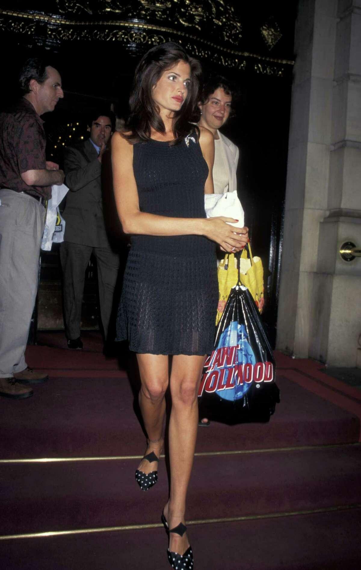 1995: Stephanie Seymour (Photo by Ron Galella, Ltd./WireImage)
