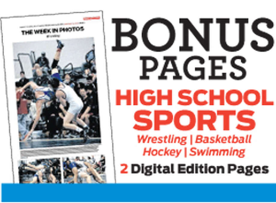 High School Sports digital edition Print Promo Photo: Contributed Photo / Connecticut Post Contributed