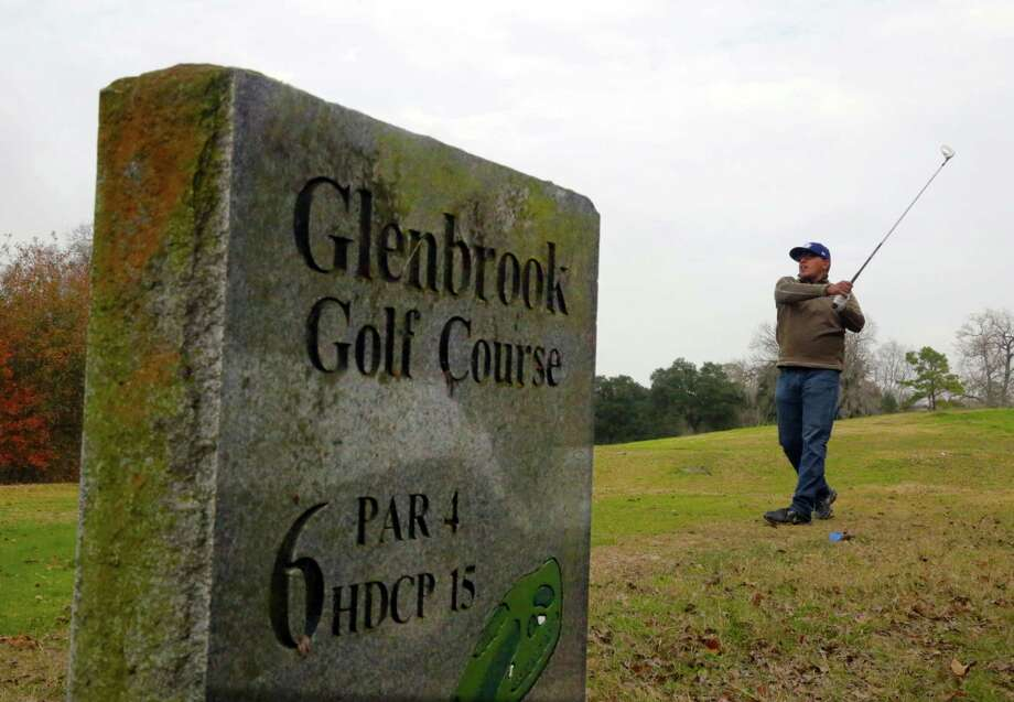 Glenbrook will continue to operate until the garden boosters raise $20 million, enough for the first phase of what could be a $40 million project. Photo: Billy Smith II, Staff / © 2015 Houston Chronicle