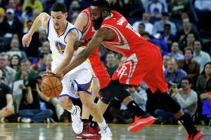 Warriors' Klay Thompson joins Stephen Curry on All-Star team - Photo