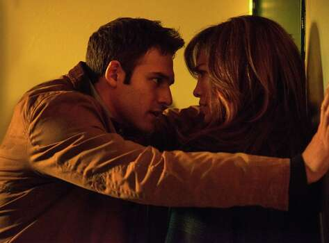 "This photo released by Universal Pictures shows, Ryan Guzman as Noah seducing Jennifer Lopez as Claire Peterson in a scene from the film, ""The Boy Next Door."" (AP Photo/Universal Pictures, Suzanne Hanover) Photo: Suzanne Hanover, HONS / Associated Press / Universal Pictures"