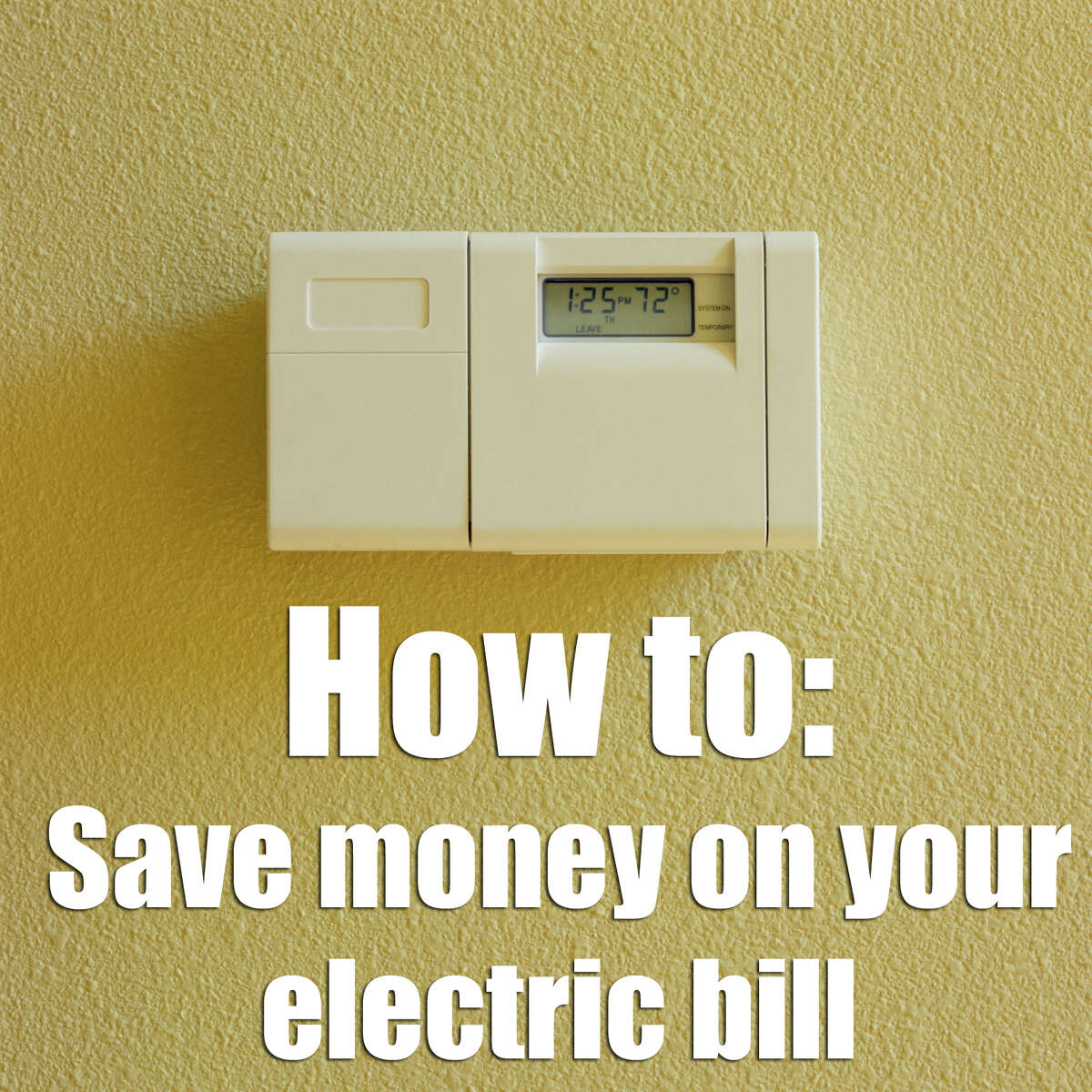 Stay cool and save big with these tips ...