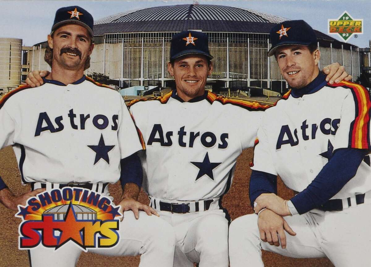 Things you'll never see again: The Astros playing ball inside the Astrodome.