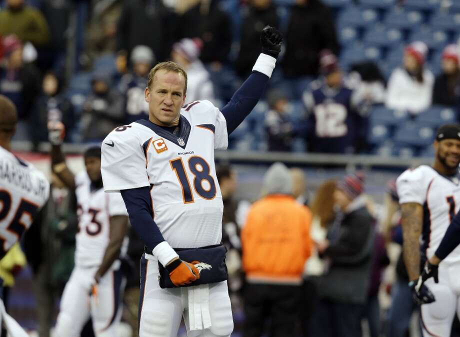 50. Broncos vs. Patriots, Nov. 2, Ch. 11; 462,000 viewers Photo: Stephan Savoia, Associated Press