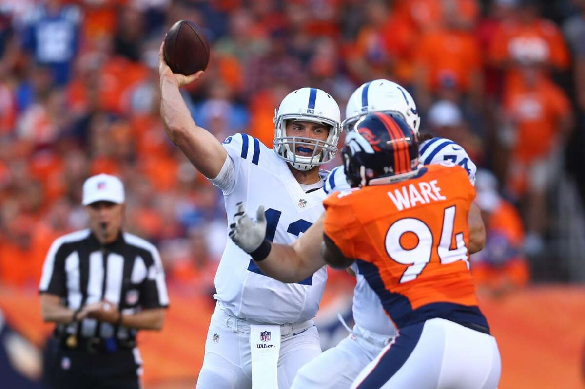 48. Colts vs. Broncos, Sept. 7 , Ch. 2; 466,000 viewers