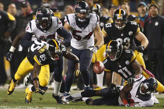 7. Texans vs. Steelers, Oct. 20 , Ch. 39/ESPN; 995,000 viewers