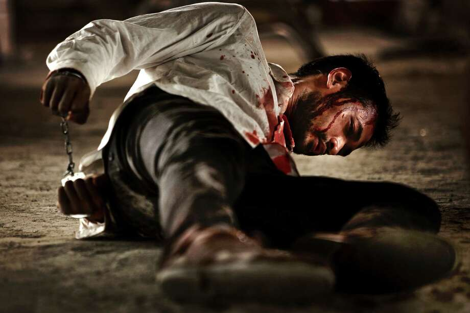"""A bloody scene from the Japanese action movie """"Killers."""" Photo: Well Go USA / Well Go USA"""