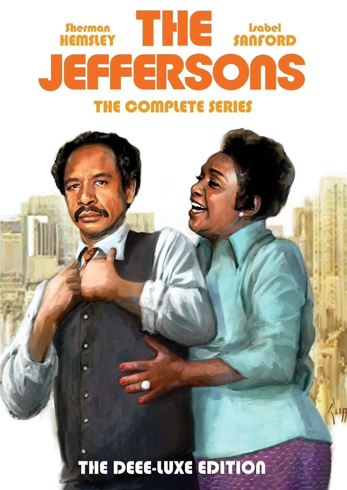 """""""The Jeffersons: Complete Series"""""""
