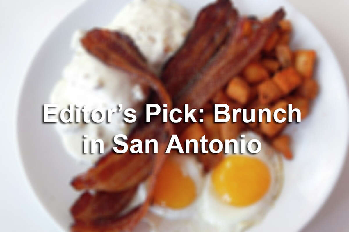 Click through the gallery to see some of the most delicious brunch dishes and restaurants in San Antonio.