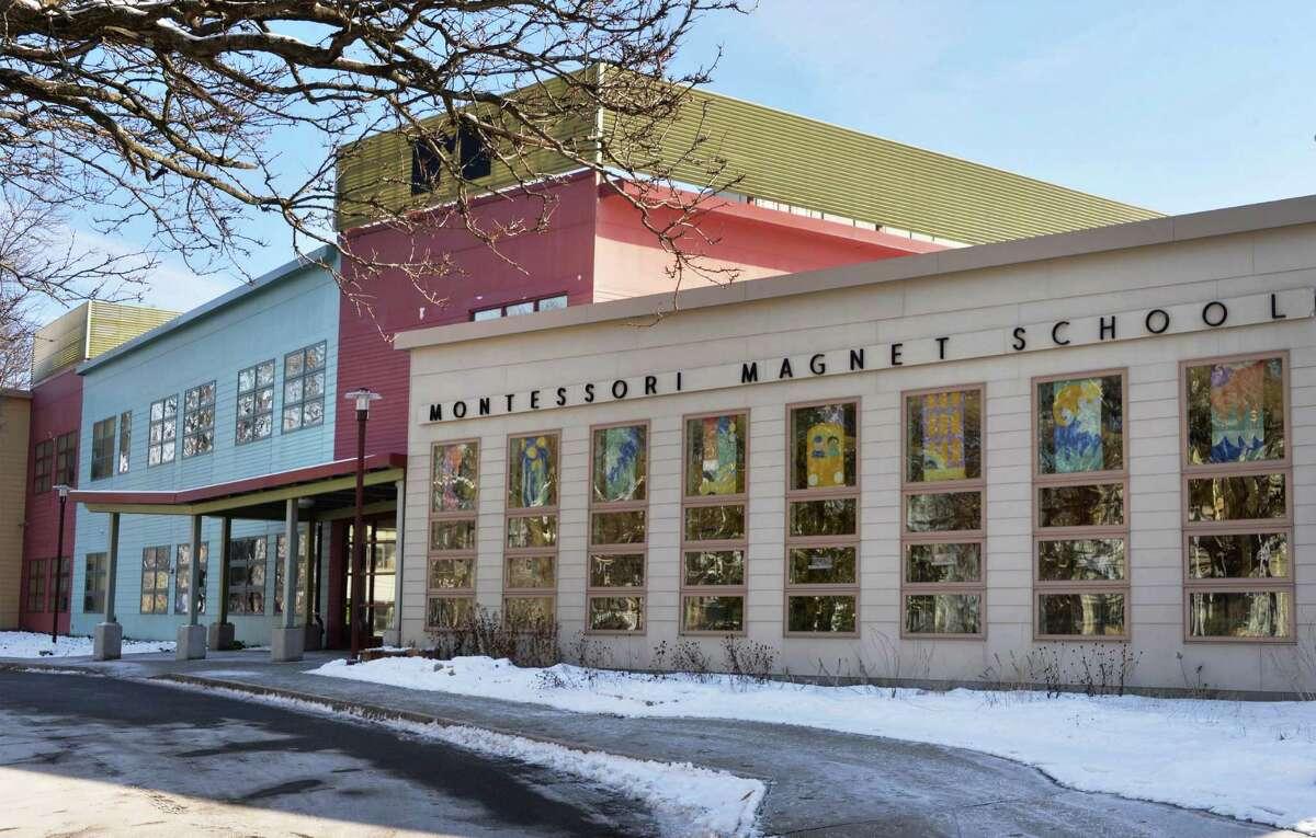Montessori Magnet School on Tremont Street Thursday Jan. 15, 2015, in Albany, NY. (John Carl D'Annibale / Times Union)