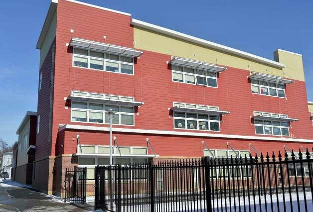 Delaware Avenue Community School Thursday Jan. 15, 2015, in Albany, NY.  (John Carl D'Annibale / Times Union) Photo: John Carl D'Annibale / 00030211A