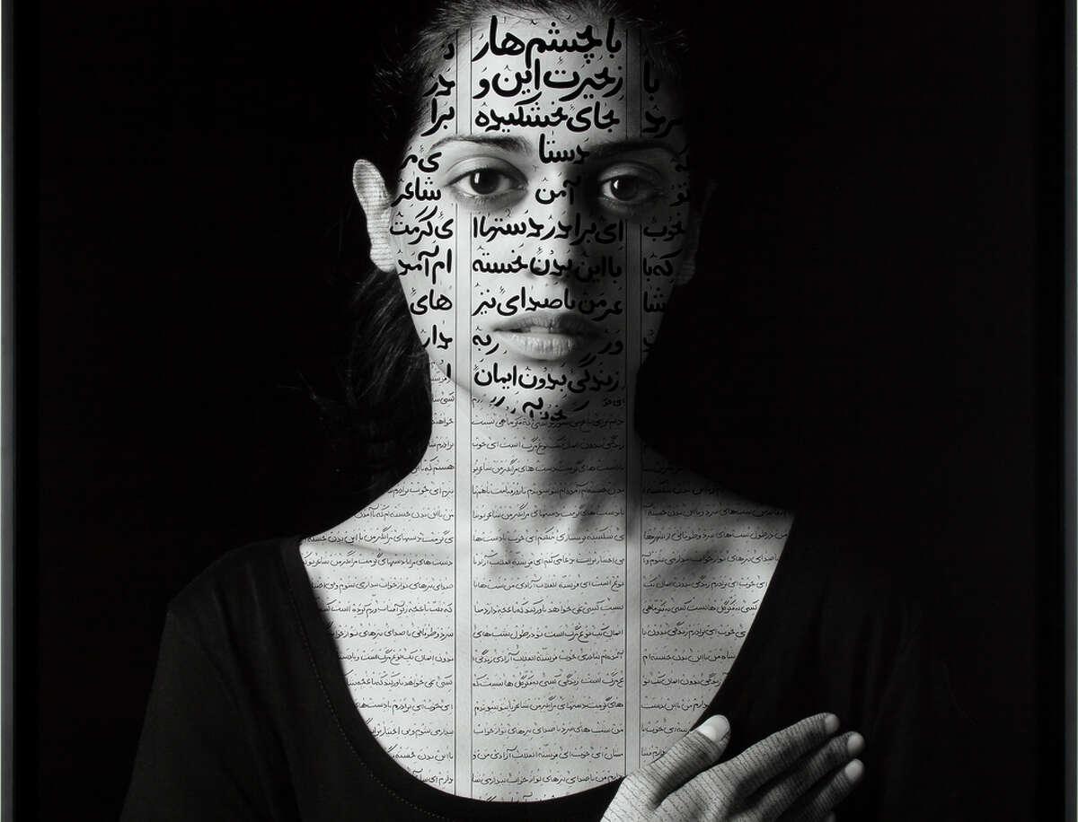 Shirin Neshat (Iran, b. 1957),