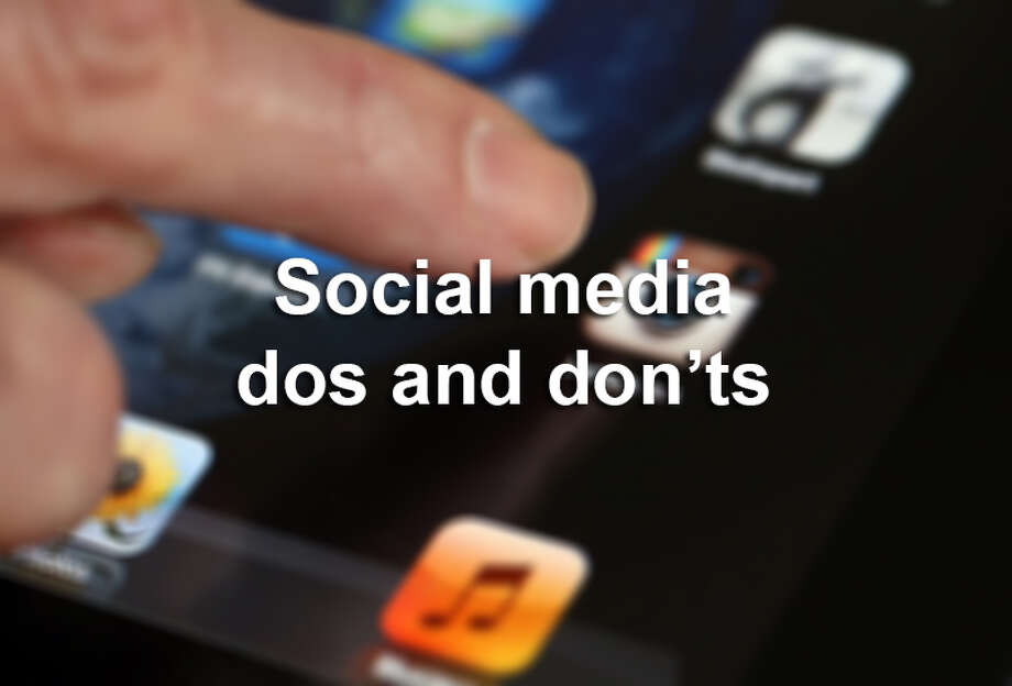 Here are 10 tips to keep yourself out of trouble when using social media. Photo: Getty Images