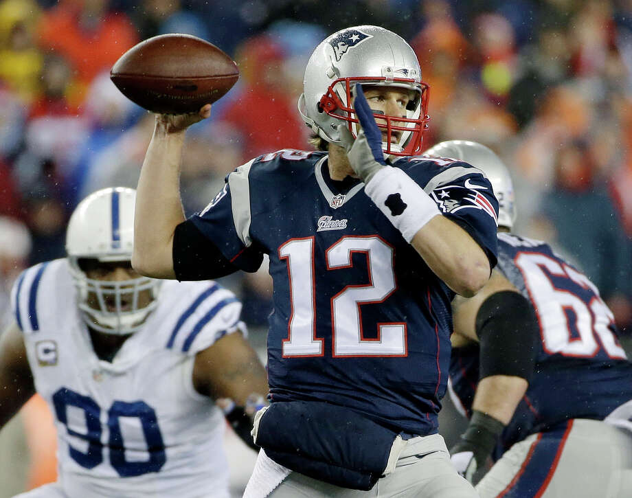 "As ""deflategate"" is brewing in the NFL, click through the photos to take a look at dirty tricks in other ball sports. Photo: Matt Slocum, AP / AP"