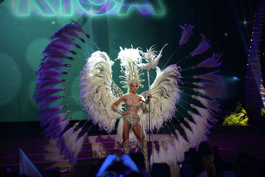 Valentina Ferrer: The Craziness Of Miss Universe's National Costume Show