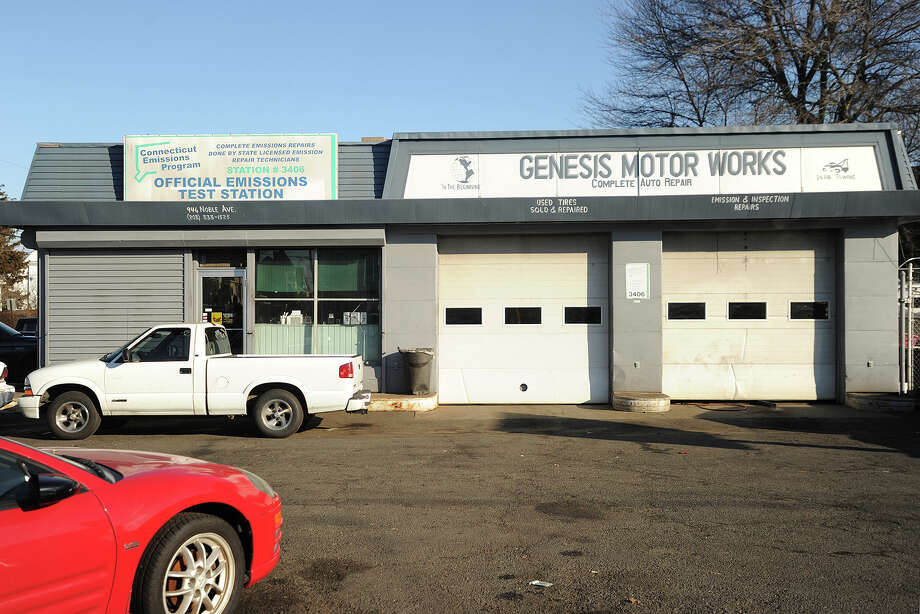 Genesis Motorworks at 946 Noble Avenue in Bridgeport, Conn. on Thursday, January 22, 2015. Photo: Brian A. Pounds / Connecticut Post