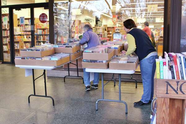 If you don't see what you like in the sidewalk sale bins in front of Concord's Half-Price Books, venture inside where new releases and best-sellers are also available.