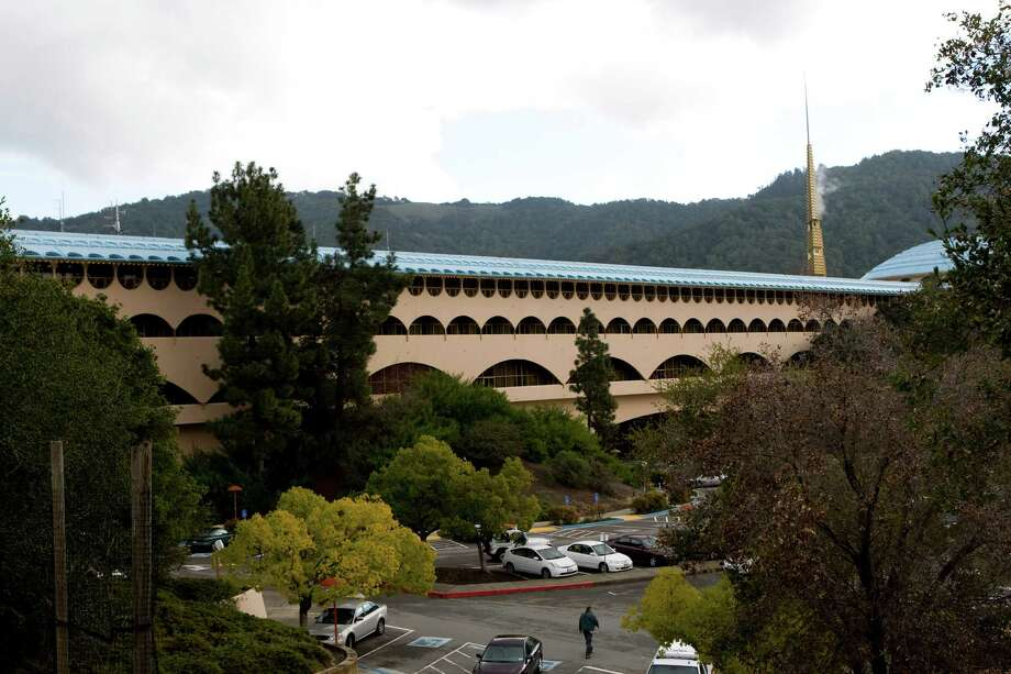 The Marin Civic Center was not an actual filming location. But according to many a Star Wars fan, the place where George Lucas serves his jury duty was the inspiration for... Photo: Laura Morton / Special To The Chronicle / SFC