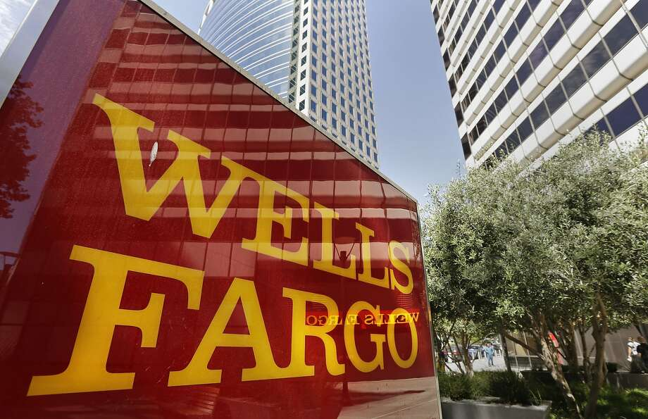 This July 14, 2014 photo shows Wells Fargo offices in Oakland, Calif. Photo: Ben Margot, Associated Press