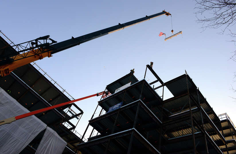 The Final Steel Beam For The New 75 Million 372000