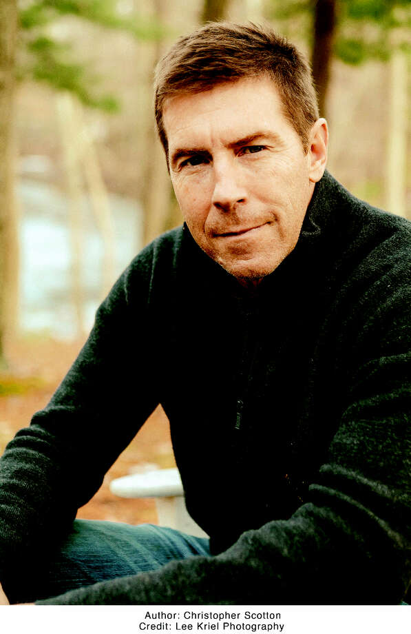 "Debut novelist Christopher Scotton has written a coming-of-age novel, ""The Secret Wisdom of the Earth"" (Grand Central Publishing, 2015), that some reviewers have compared to ""To Kill a Mockingbird."" Scotton will be at Northshire Bookstore in Saratoga on Sunday, Feb. 1 to read from his book and sign copies. (Lee Kriel Photography) / lee kriel photography http://www.lkphotography.com"