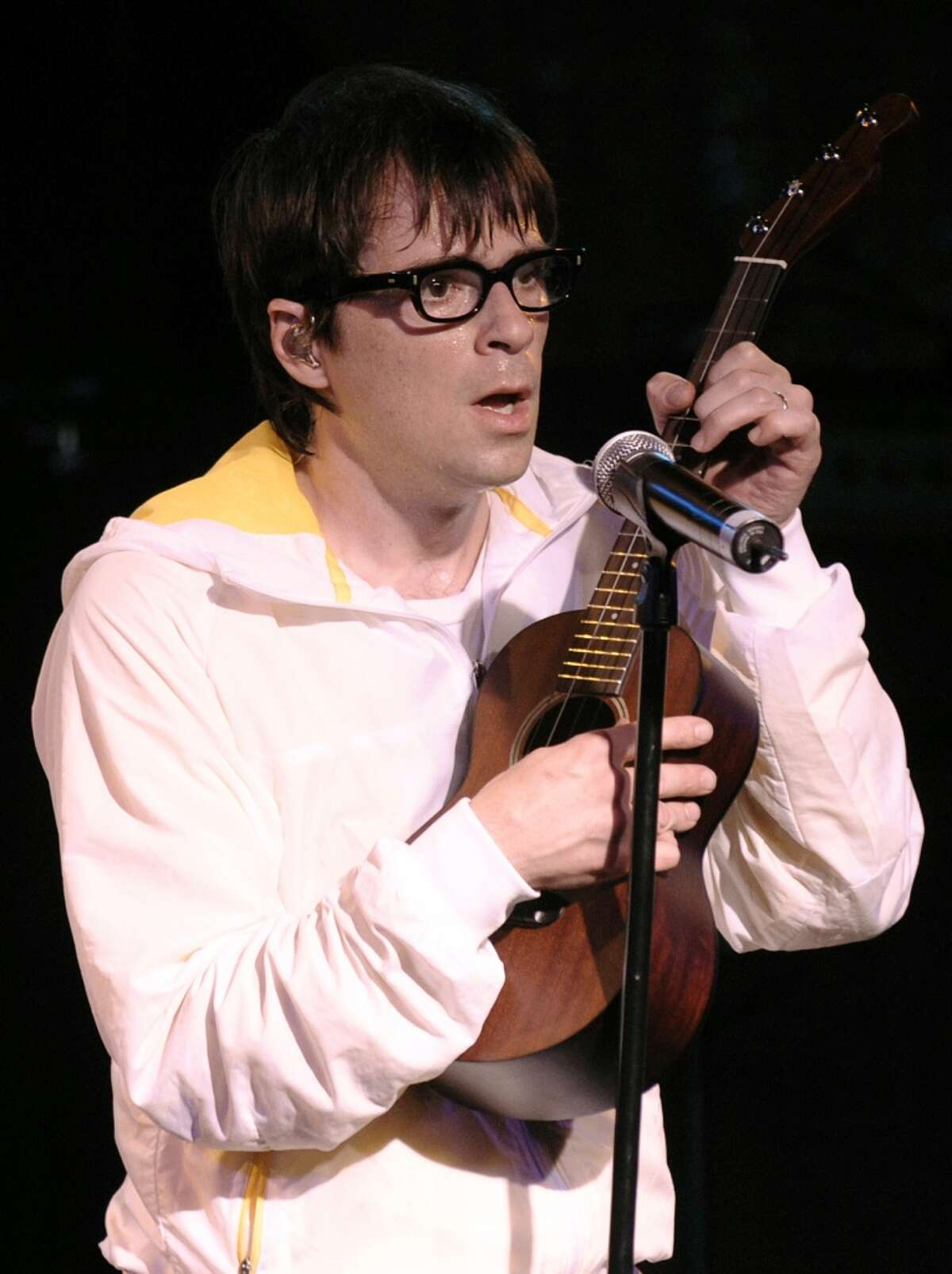 Festival first-timers Weezer (pictured), Wilco, the String Cheese Incident, Ben Harper & the Innocent Criminals, and Preservation Hall Jazz Band will make their Vibes debut this weekend among 22 first-timers. More about the bands performing at the Vibes this year.