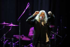 Review: Patti Smith brings raw power to the Fillmore - Photo