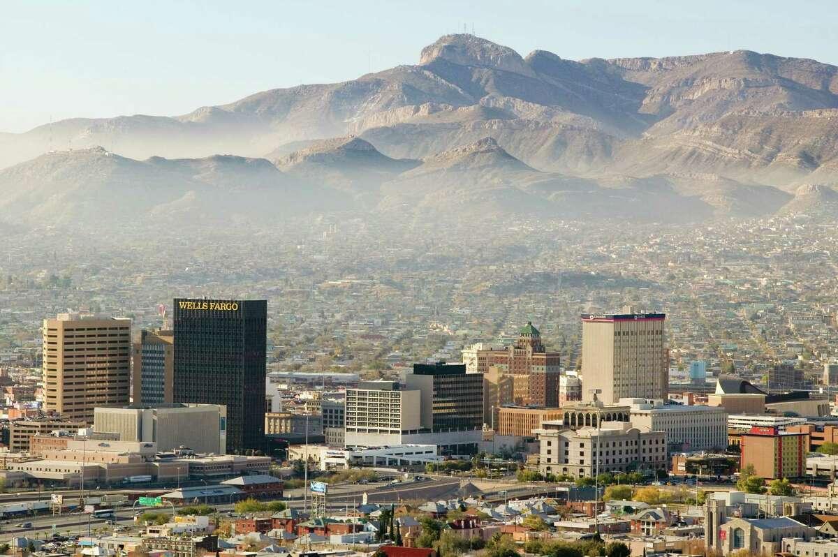 El Paso, Texas One-bedroom:$790 Two-bedroom: $980