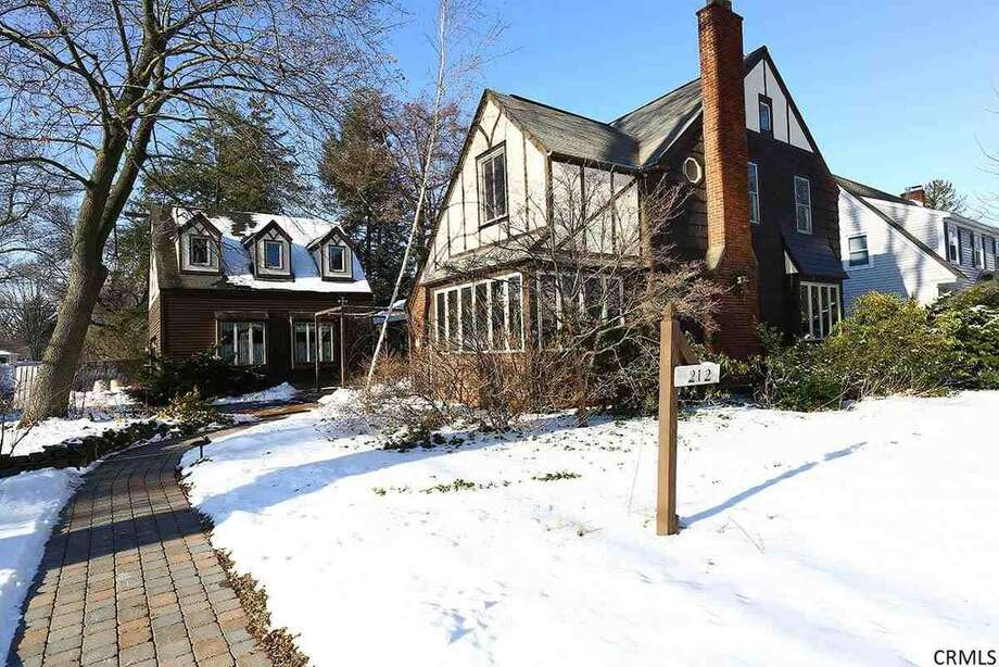 To view more homes on the market,visit our real estate section.212 Lenox Ave., Albany, NY 12208. Open Sunday, January 25 from 2:30 p.m. - 4:30 p.m.View this listing. Photo: CRMLS